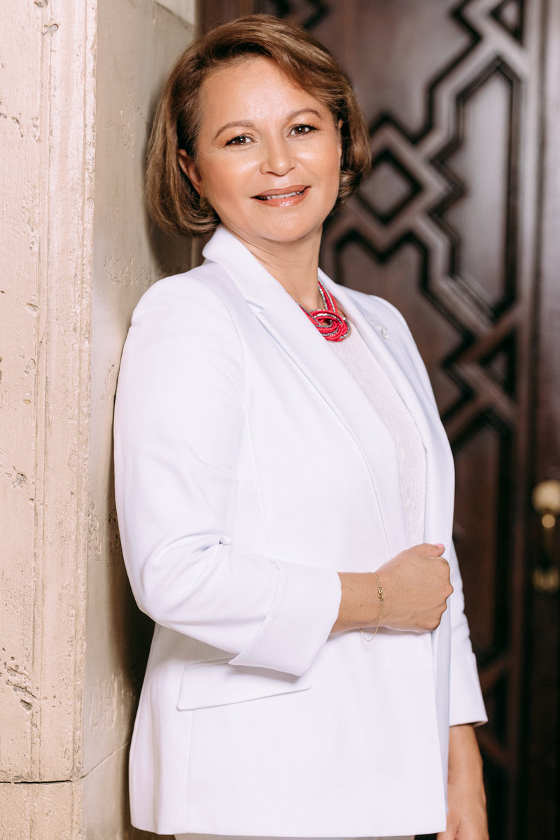 Loubna Noureddin, Ed.D., PCC
