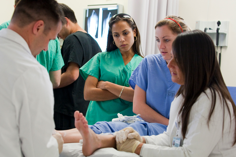 Continuing Medical Education: Podiatry