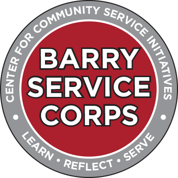 Barry Service Corps Logo