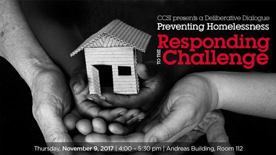 Deliberative Dialogue Series Begins November 9