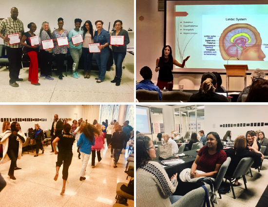 First-ever Trauma-Informed Clinical Practice Certification with Survivors of Sex Trafficking