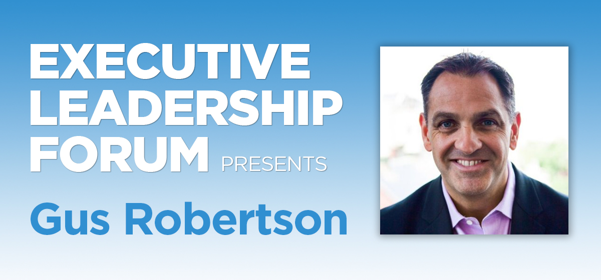 Executive Leadership Forum featuring NGINX CEO Gus Robertson