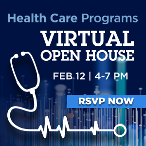 Health Care Programs Virtual Open House