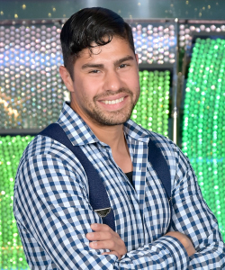 Mr. Agustin Garcia