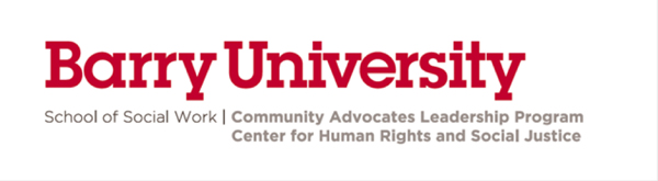 Community Advocates Leadership Program / Center for Human Rights and Social Justice