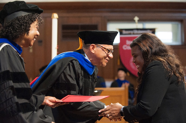 School of Social Work Honors & Pinning Graduate Recognition Ceremony