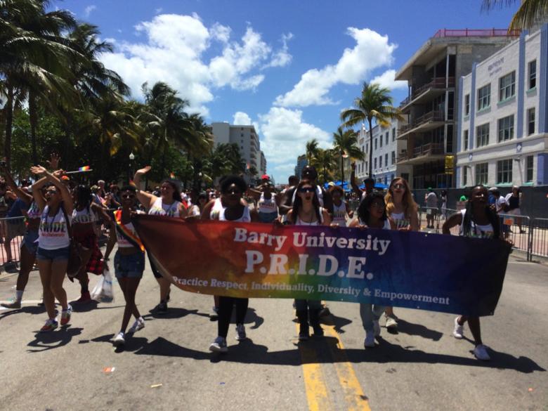 Miami Beach PRIDE Parade