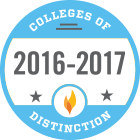 2016-2017 College of Distinction