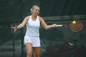 Women's Tennis Blazed by #3 Valdosta State