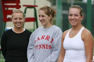Women's Tennis Drops Match To Lady Senators