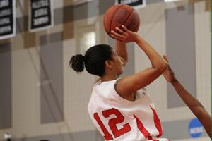 Cold Shooting Sinks Women's Basketball Against Spartans