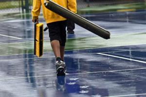 Women's Tennis Match With Hoyas Cancelled