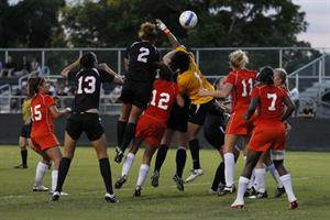 Women's Soccer Fall To Seahawks