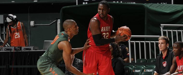 Men's Basketball Falls to Tars