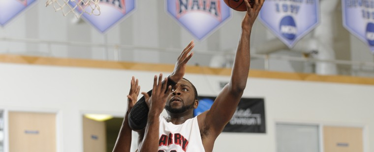 Men's Basketball Tames Lions