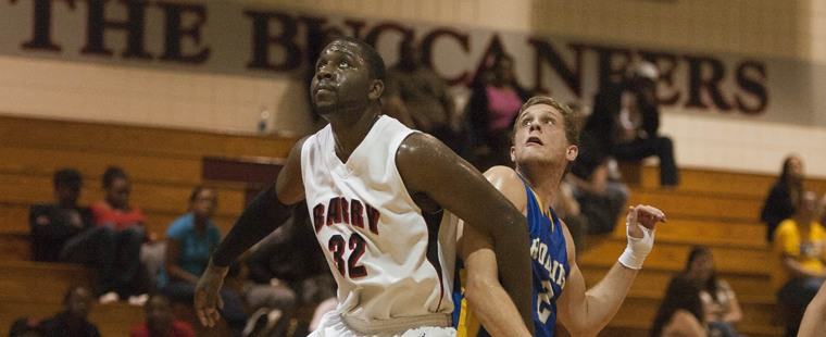 Men's Basketball Falls To Panthers In Conference Action
