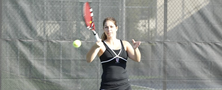 Women's Tennis Bites Mocs For Fourth Win