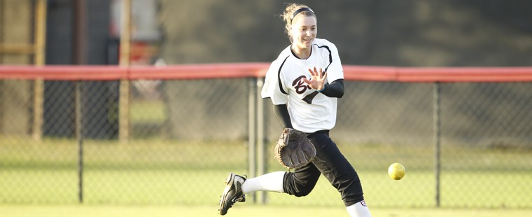 Softball Swept By Saints To Open Season
