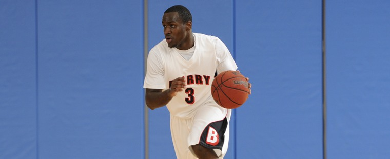Men's Basketball Edges Past Sharks