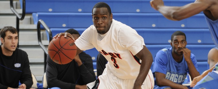 Men's Basketball Falls to Fighting Knights
