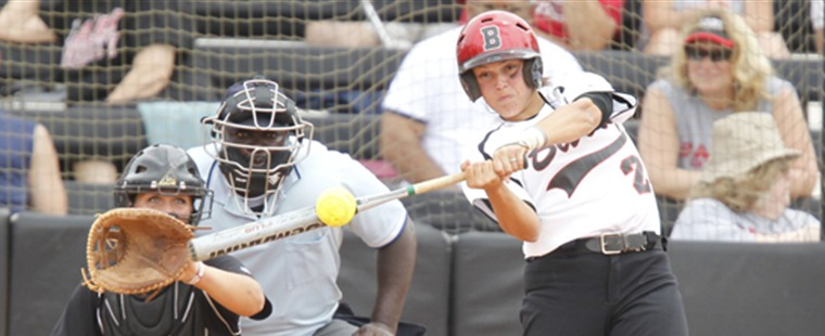 Softball Splits Final Day At Chillout