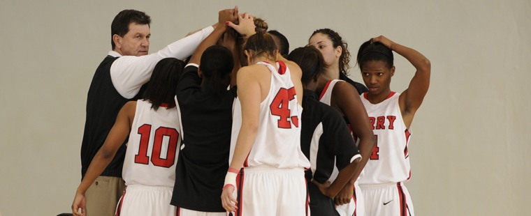 Women's Basketball Spoils Lions Senior Day