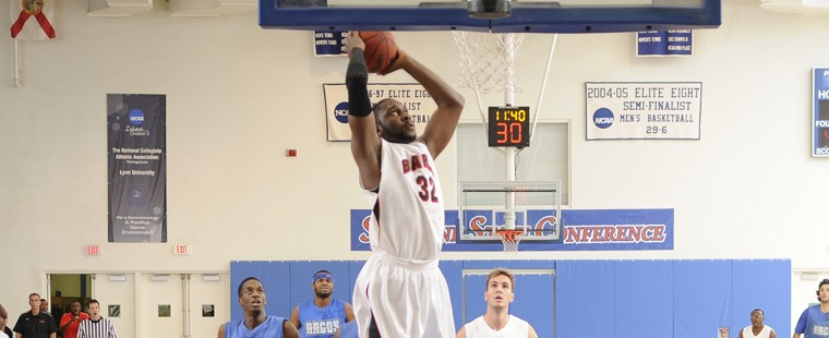 Men's Basketball Downed by Lions as Whitfield Surpasses Milestone