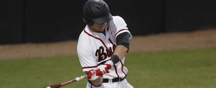 Baseball Splits Doubleheader With Lander