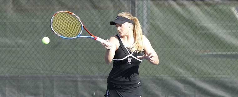 Women's Tennis Stays Perfect With A Win Over West Florida