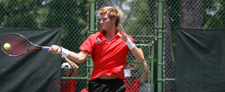 Men's Tennis Returns To Winning Ways Against Flagler