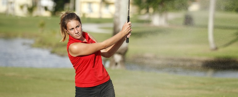 Women's Golf Places Sixth At El Diablo
