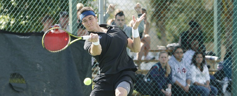 Men's Tennis Downs NAIA Azusa Pacific
