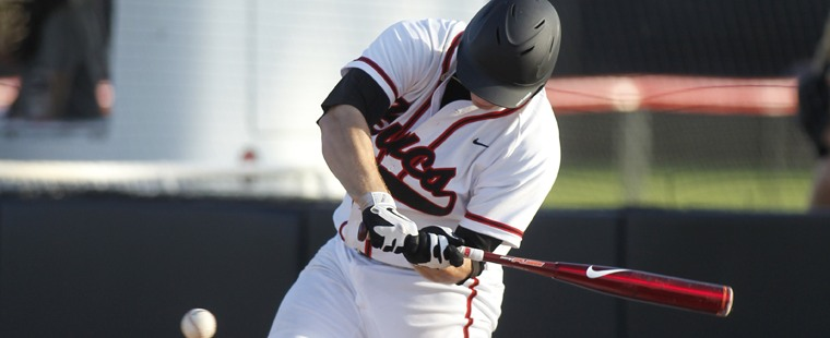 Baseball Brings The Bats In a 16-2 Win Over Merrimack