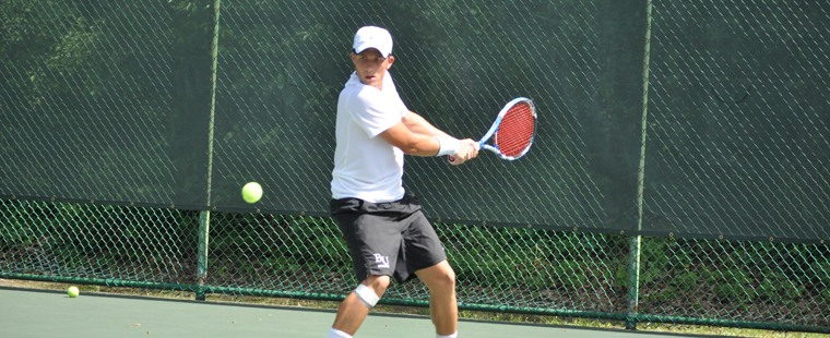 Men's Tennis Powers Through Rollins