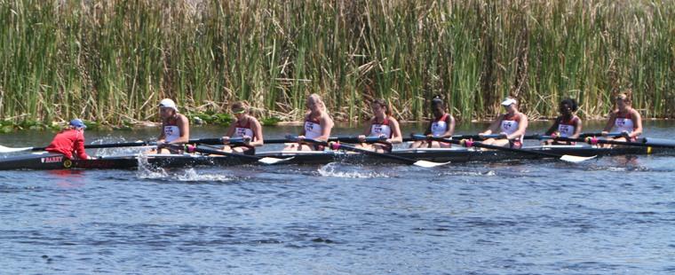 Rowing Stumbles in Nova Dual