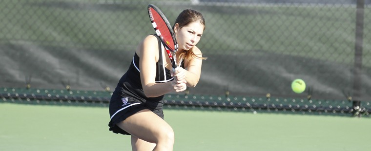 Women's Tennis Surrenders Only One Match in the Win Over Rollins