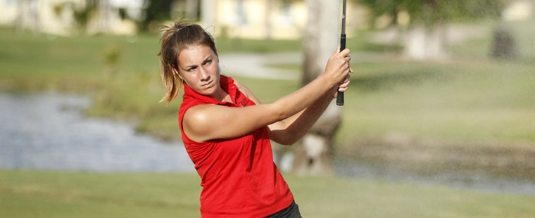 Women's Golf Preps For Conference Tournament Against Lynn