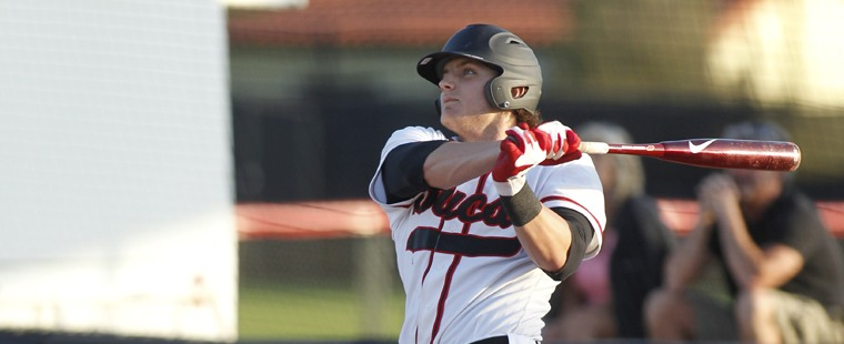 Baseball Subdues Bobcats