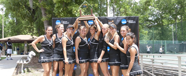 Two In A Row For Women's Tennis