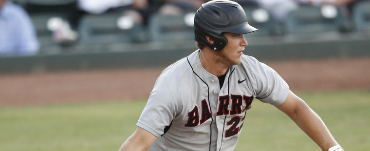Baseball Drops A 13-12 Game To Nova In 11 Innings