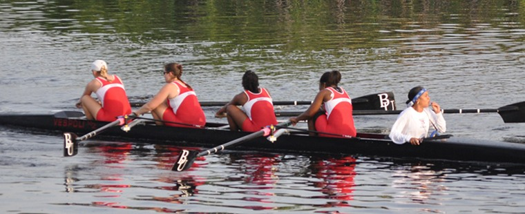 Rowing Finishes Third At SSC Championship