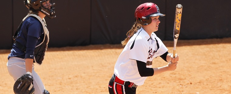 Softball Survives Joust With Knights