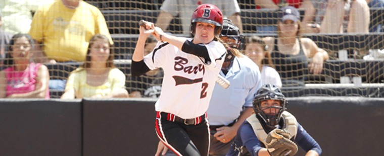Softball Sweeps Knights To Close Regular Season