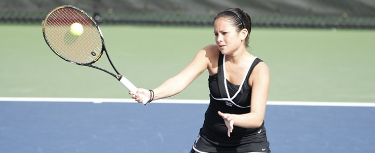 Women's Tennis Rolls Into Quarterfinals At The NCAA Tournament