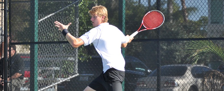 Men's Tennis Blanks Abilene Christian; Moves To Semifinals