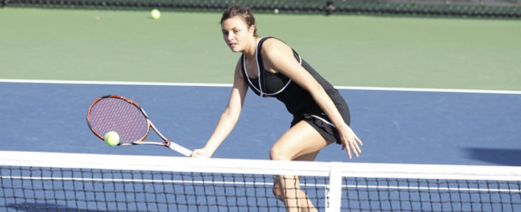 Women's Tennis Moves To Semifinals With 5-0 Win Over Concordia