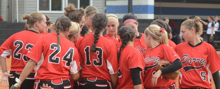 Softball Closes Out Season At NCAA Regional