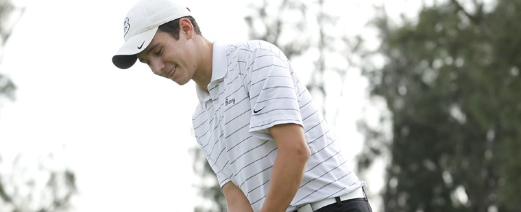Men's Golf Finishes Ninth At National Tournament