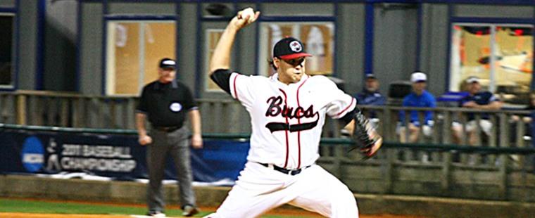 Baseball Dominates Nova To Open Regional Tournament