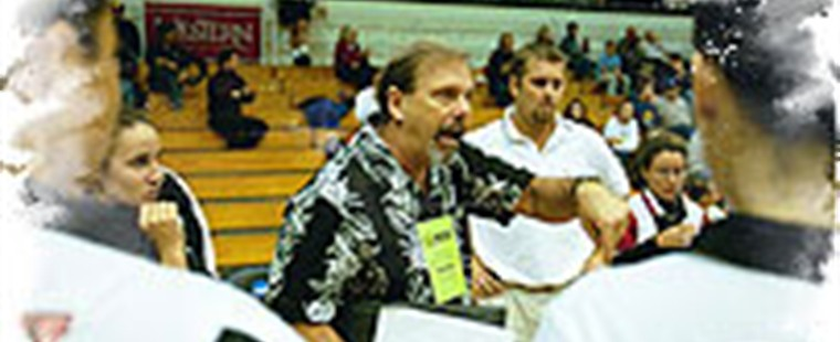 Volleyball Brings Home 2001 Division II Title